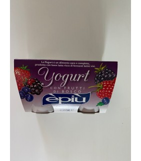 Yogurt Intero Alla Frutta...