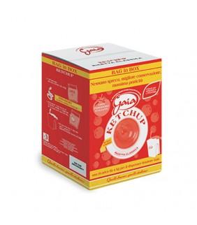 ketchup box 4 kg. - Gaia