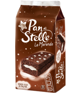 Pan Di Stelle Soft Snack...