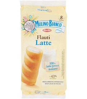 Flauti Al Latte 280 Gr. -...