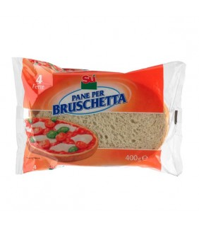 Pane Per Bruschetta 400 Gr....